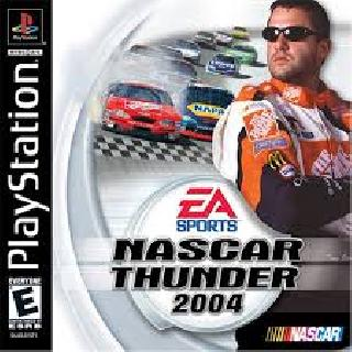Screenshot Thumbnail / Media File 1 for NASCAR Thunder 2004 [NTSC-U]